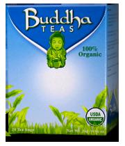 Organic Non-GMO Buddha Teas